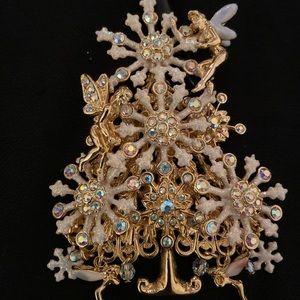 Kirks Folly Nymphs on a Snowflake Tree
